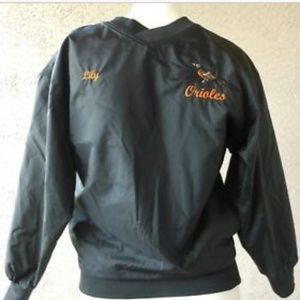Windbreaker Embroidered LILY BALTIMORE ORIOLES